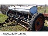 Сеялка зерновая СЗ-3,6 с загортачами