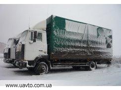 фургон тентованный МАЗ МАЗ 4370.