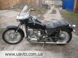 Мотоцикл Днепр MT-11
