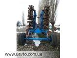 Борона Лущильник дисковый тяжелый ЛДВ-6
