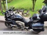 Мотоцикл BMW K 1600 GTL