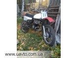 Мотоцикл cz 502