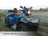 Квадроцикл ЗИМ 350