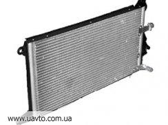 Радиатор охлаждения BYD F3 запчасти БИД Ф3  BYDF3-8105010 каталог