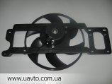Вентилятор охлаждения Дача Логан АС 2008