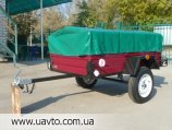 Прицеп Завод прицепов Лев прицеп Лев-12 20 по  лучшим ценам от завода