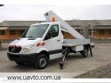 Автовышка MERCEDES  Sprinter 313 CDI ESDA TL2200