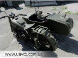 Мотоцикл Урал М72м