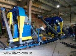 Зерноочиститель Зернотех ОВС-25