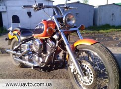 Мотоцикл Yamaha Drag Star Custom