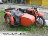 Мотоцикл МТ 10