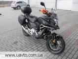 Мотоцикл honda  nc700x