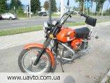 Мотоцикл Cezet 350