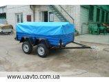 Прицеп Завод прицепов Лев прицеп Лев-250*1.5 по хорошом ценам