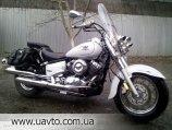 Мотоцикл YAMAHA XVS 650 Dragstar classic
