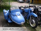 Мотоцикл ІЖ 56