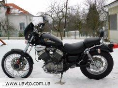 Мотоцикл Yamaha Virago XV 535