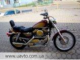 Мотоцикл Harley-Davidson Sportster 1200 custom