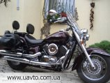 Мотоцикл Yamaha xvs  Drag star 1100