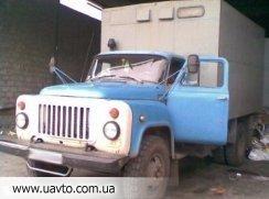 ГАЗ 53 фургон
