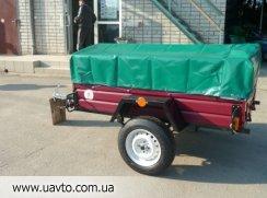 прицеп Завод прицепов Лев прицеп Лев-11 20 от производителя на прямую