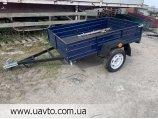 Прицеп Д-200 Купить прицеп Днепр-2013