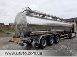 Полуприцеп Maisonneuv Chemical tank inox