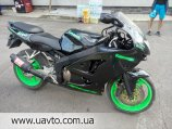 Мотоцикл Kawasaki Ninja ZX 6-R