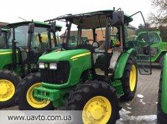 Трактор JOHN DEERE 5055E