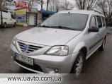 Dacia Logan MCV-7 місць.