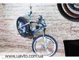 Велосипед Электровелосипед E-BMW SUPER BIKE X6