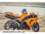 Мотоцикл Kawasaki zx-10R Ninzja
