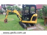 Экскаватор Caterpillar CAT301.8C