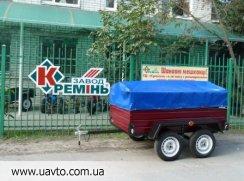 прицеп Завод прицепов Лев прицеп -210 двухосный на кат.В