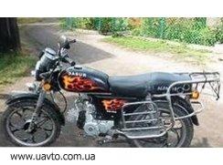 Мотоцикл Sabur 110
