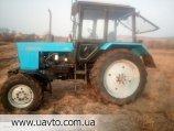 Трактор МТЗ 82.1 Білорус