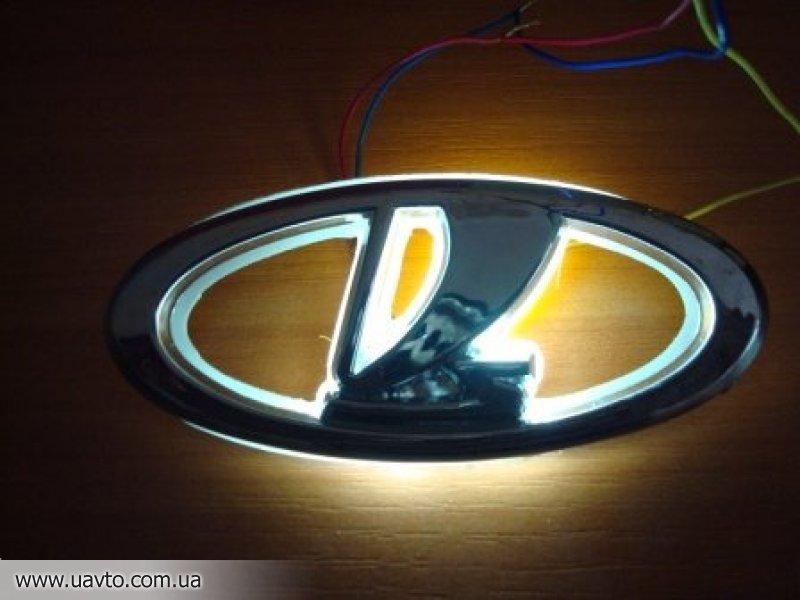 Подсветка логотипа своими руками фото