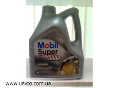 Масло моторное SAE 5W-40 Mobil Oil