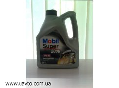 Масло моторное SAE 10W-40 Mobil Oil