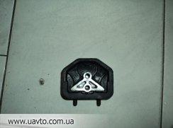 Подушка двигателя левая  на Daewoo Lanos