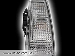 Поворотники Польша Lada 2108-2199 Поворотник в штатную оптику, хром RS-04245