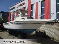 Лодка Seamaster UMA