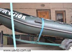 Лодка BRIG B460