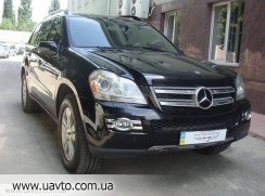 Mercedes-Benz GL 450
