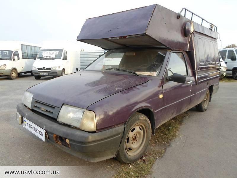 Багажник на крышу иж 2717 своими руками 87