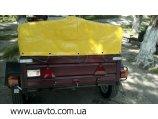 Кремень Лев Компактный прицеп от завода Кремень Лев под легковое авто