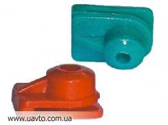 Крепление  Держатель внутренней обшивки / Гайка самореза / V=4,2 зеленая, V=4,8 черная Fiat / Skoda Felicia / ВАЗ 2101-2109