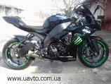 Мотоцикл Kawasaki Zx10r
