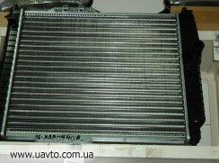 Радиатор системы охлаждения  на Chevrolet Aveo