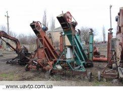 Зерноочиститель Зернометатель ЗМ-60